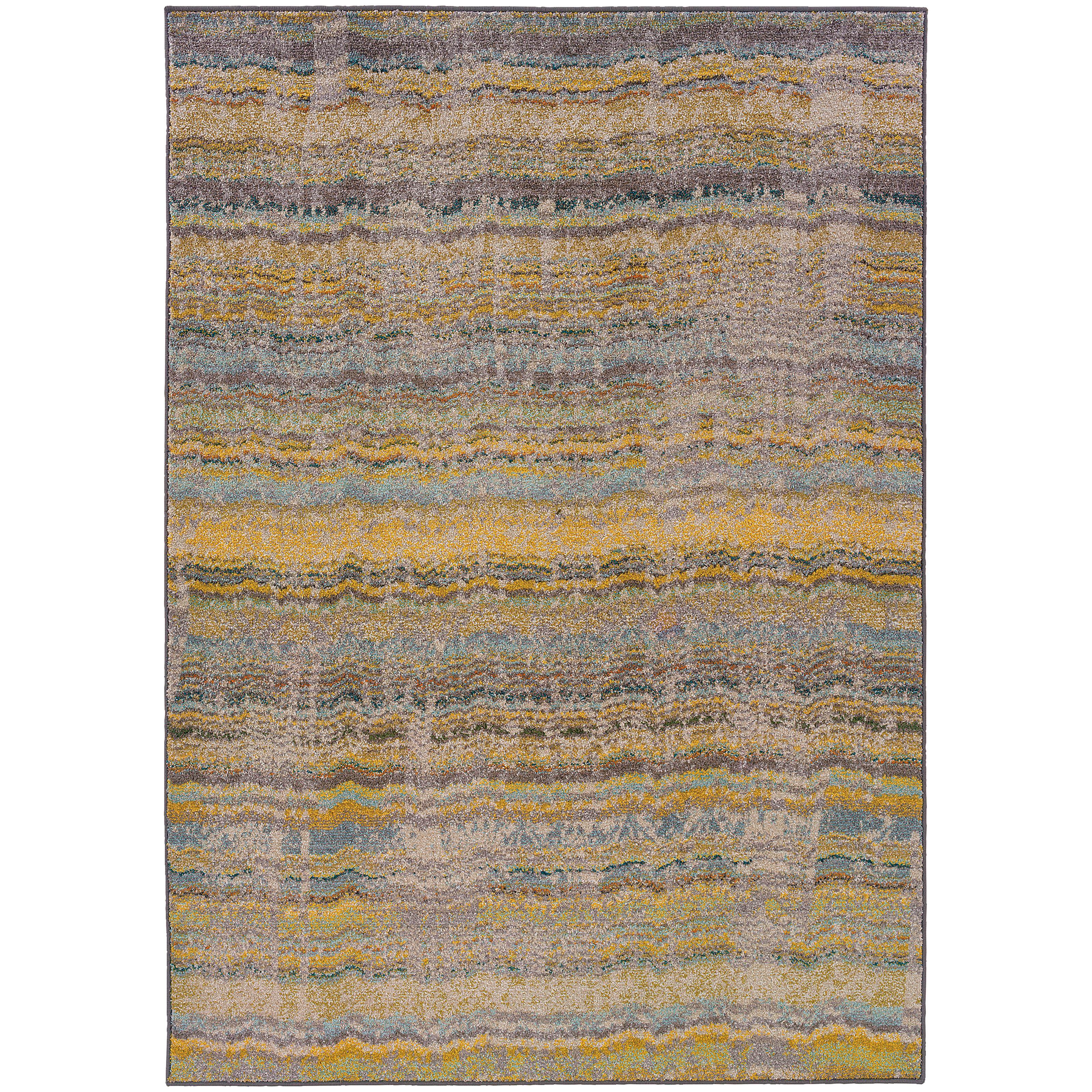 """Oriental Weavers Kaleidoscope 5' 3"""" X  7' 6"""" Rug - Item Number: K5992Y160235ST"""
