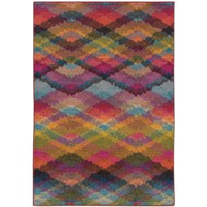 "Oriental Weavers Kaleidoscope 4' 0"" X  5' 9"" Rug"