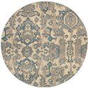 """Oriental Weavers Kaleidoscope 7' 8"""" X  7' 8"""" Rug - Item Number: K8023Y240RDST"""