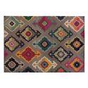 Oriental Weavers Kaleidscope 5x8 Rug - Item Number: 5990E 5x8