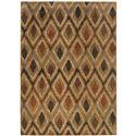 """Oriental Weavers Kasbah 5' 3"""" X  7' 6"""" Rug - Item Number: K3942A160230ST"""