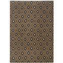 """Oriental Weavers Kasbah 7' 8"""" X 10'10"""" Rug - Item Number: K3943D235330ST"""