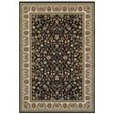 """Oriental Weavers Kashan 7'10"""" X 10'10"""" Rectangle Rug - Item Number: KAS108B710X1010"""