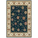 """Oriental Weavers Kashan 7'10"""" X 10'10"""" Rectangle Rug - Item Number: KAS2336B710X1010"""