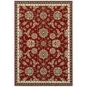 """Oriental Weavers Kashan 1'10"""" X  3' 0"""" Rectangle Rug - Item Number: KAS370R110X3"""