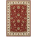"Oriental Weavers Kashan 6' 7"" X  9' 6"" Rectangle Rug - Item Number: KAS4929R67X96"