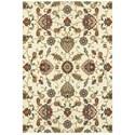 """Oriental Weavers Kashan 3'10"""" X  5' 5"""" Rectangle Rug - Item Number: KAS9946W310X55"""