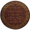 Oriental Weavers Kharma 6' Rug - Item Number: K332C4180180ST