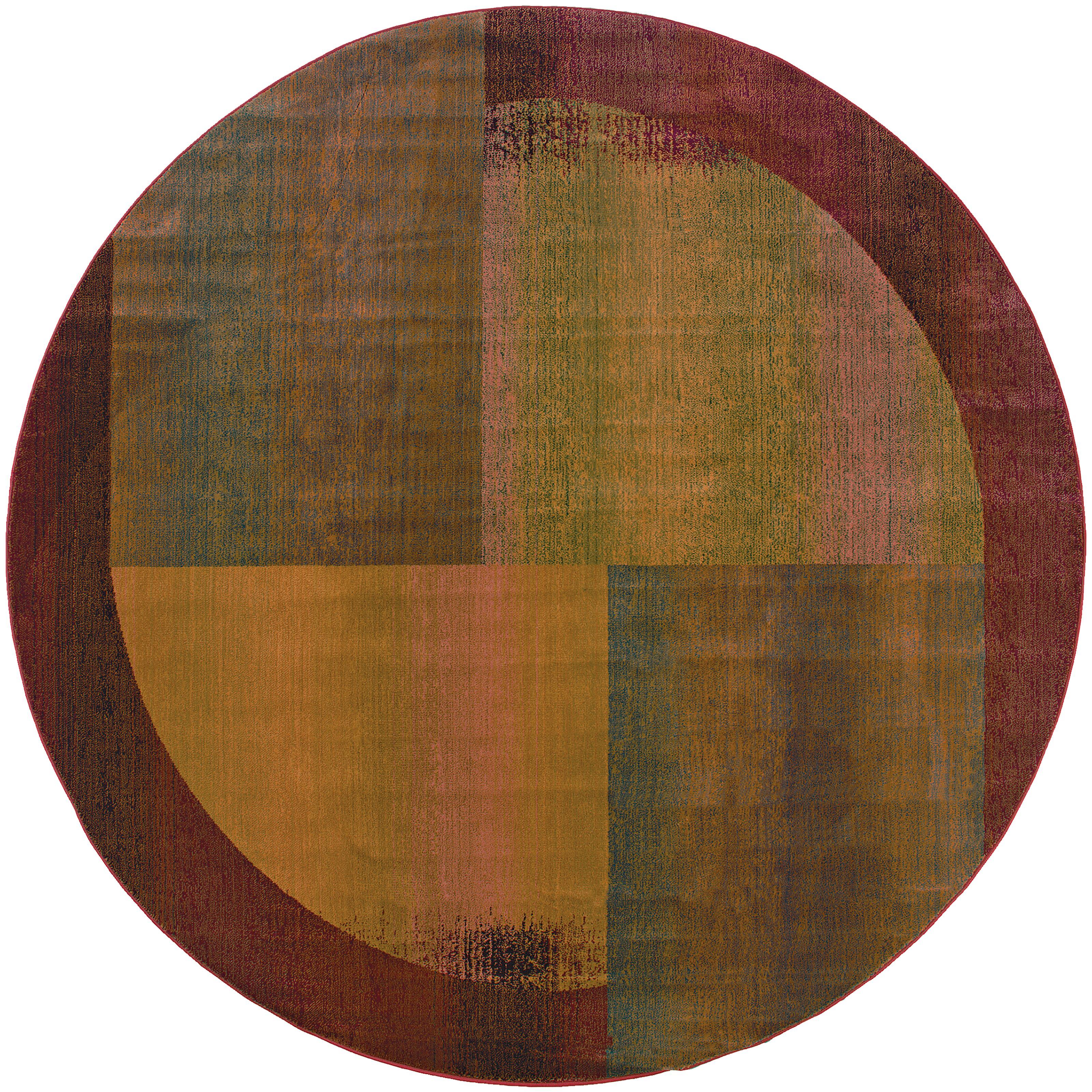 Oriental Weavers Kharma Ii 6' Rug - Item Number: K1092W180180ST