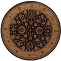 """Oriental Weavers Knightsbridge 7'10"""" X  7'10"""" Rug - Item Number: K524K5240RDST"""