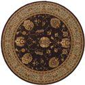 "Oriental Weavers Knightsbridge 7'10"" X  7'10"" Rug - Item Number: K711V5240RDST"
