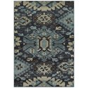 "Oriental Weavers Linden 3'10"" X  5' 5"" Rectangle Rug - Item Number: LIN4302A310X55"