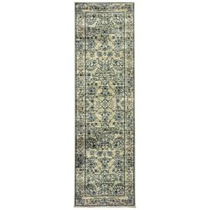 """Oriental Weavers Linden 2' 3"""" X  7' 6"""" Runner Rug"""
