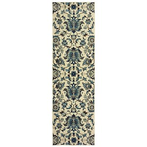 "Oriental Weavers Linden 7'10"" X 10'10"" Rectangle Rug"