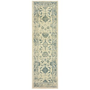 "Oriental Weavers Linden 9'10"" X 12'10"" Rectangle Rug"