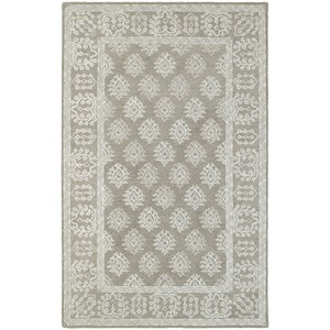 "Oriental Weavers Manor 10' 0"" X 13' 0"" Casual Grey/ Beige Rectangle"