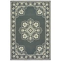 "Oriental Weavers Marina 7'10"" X 10'10"" Rectangle Rug - Item Number: MAR7764E710X1010"