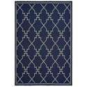 "Oriental Weavers Marina 1' 9"" X  3' 9"" Rectangle Rug - Item Number: MAR7765B19X39"