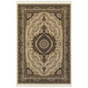 "Oriental Weavers Masterpiece 9'10"" X 12'10"" Rectangle Rug - Item Number: MAS111W910X1210"