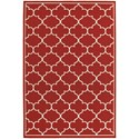 "Oriental Weavers Meridian 7'10"" X 10'10"" Rectangle Area Rug - Item Number: MER1295R710X1010"