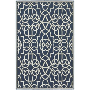 "Oriental Weavers Meridian 5' 3"" X  7' 6"" Rectangle Area Rug"