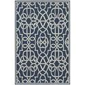 "Oriental Weavers Meridian 5' 3"" X  7' 6"" Rectangle Area Rug - Item Number: MER2205B53X76"