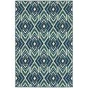 """Oriental Weavers Meridian 2' 3"""" X  7' 6"""" Rug Runner - Item Number: MER2209B23X76"""