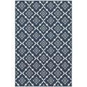 "Oriental Weavers Meridian 5' 3"" X  7' 6"" Rectangle Area Rug - Item Number: MER5703B53X76"