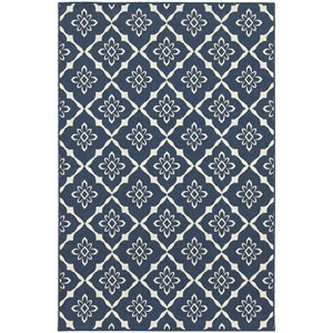 "Oriental Weavers Meridian 8' 6"" X 13' 0"" Rectangle Area Rug"