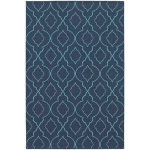 "Oriental Weavers Meridian 6' 7"" X  9' 6"" Rectangle Area Rug"