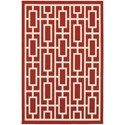 "Oriental Weavers Meridian 1'10"" X  2'10"" Rectangle Area Rug - Item Number: MER9754R110X210"