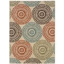 "Oriental Weavers Montego 2' 3"" X  7' 6"" Rug - Item Number: M697J6068230ST"