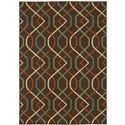 """Oriental Weavers Montego 5' 3"""" X  7' 6"""" Rug - Item Number: M896N6160230ST"""