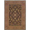 Oriental Weavers Nadira 4' X  6' Rug - Item Number: NAD042A2120180ST