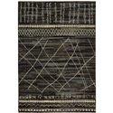 """Oriental Weavers Nomad 4' 0"""" X  5' 9"""" Rug - Item Number: N633N5120180ST"""