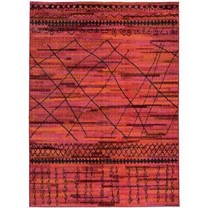 """Oriental Weavers Nomad 2' 7"""" X 10' 0"""" Rug"""