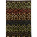 "Oriental Weavers Parker 5' 3"" X  7' 6"" Rug - Item Number: P5341F160230ST"