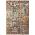 "Oriental Weavers Pasha 3'10"" X  5' 5"" Rectangle Area Rug - Item Number: PAS521X310X55"