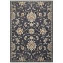 "Oriental Weavers Pasha1 7'10"" X 10'10"" Casual Blue/ Ivory Rectangle  - Item Number: PAS4927B710X1010"