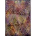 "Oriental Weavers Prismatic 3' 5"" X  5' 5"" Rectangle Rug - Item Number: PRI7518735X55"