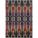 "Oriental Weavers Prismatic 5' 3"" X  7' 6"" Rectangle Rug - Item Number: PRI8513453X76"