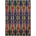 "Oriental Weavers Prismatic 7'10"" X 10'10"" Rectangle Rug - Item Number: PRI85134710X1010"