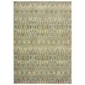 "Oriental Weavers Raleigh 3'10"" X  5' 5"" Rectangle Rug - Item Number: RAL1807H310X55"