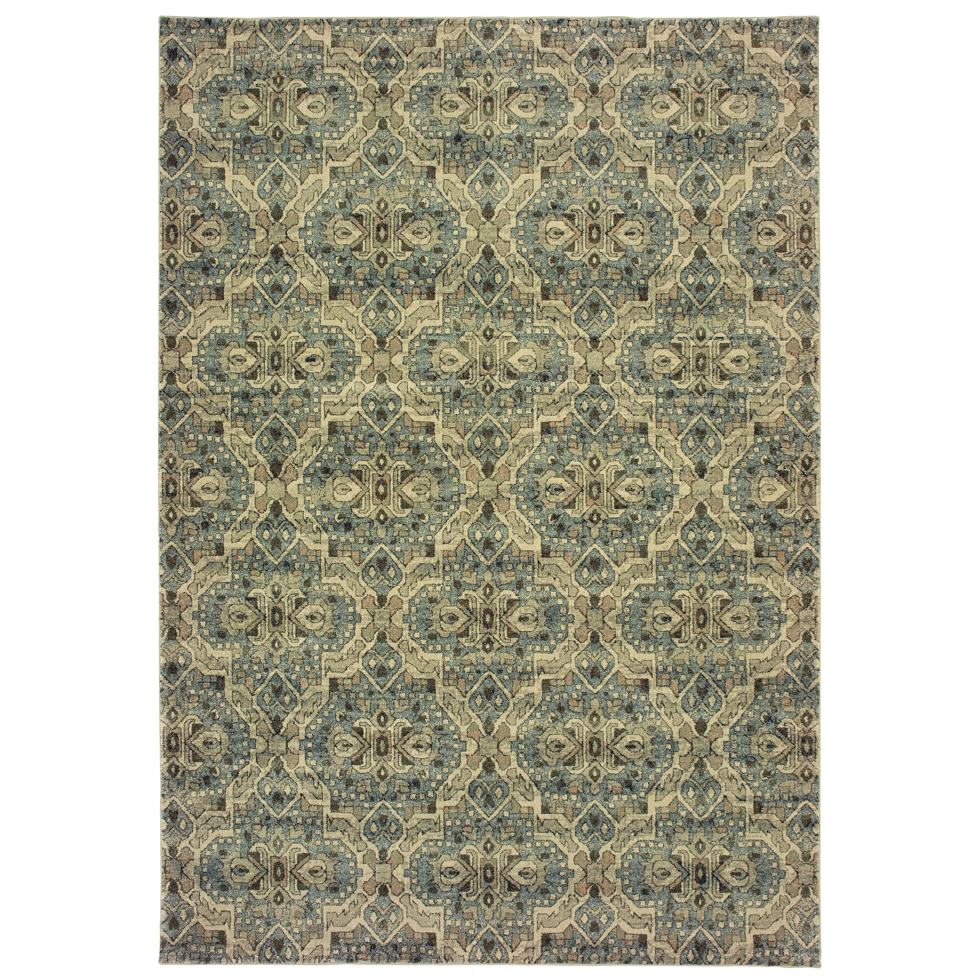 "Raleigh 5' 3"" X 7' 6"" Rug by Oriental Weavers at HomeWorld Furniture"