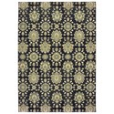 """Oriental Weavers Raleigh 9'10"""" X 12'10"""" Rectangle Rug - Item Number: RAL533Q910X1210"""