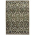 "Oriental Weavers Raleigh 7'10"" X 10'10"" Rectangle Rug - Item Number: RAL655Q710X1010"