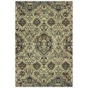 "Oriental Weavers Raleigh 2' 3"" X  7' 6"" Runner Rug - Item Number: RAL8027J23X76"