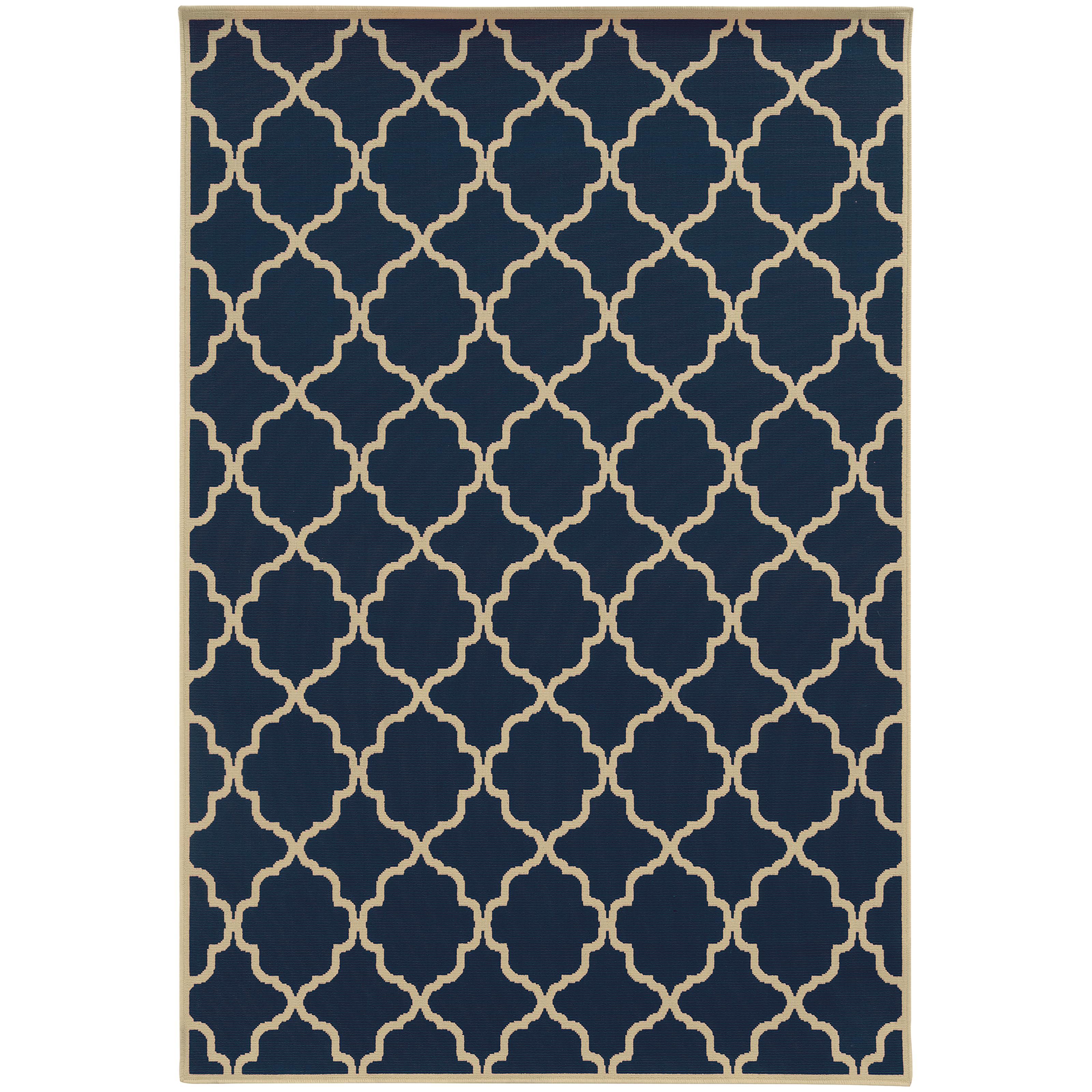 "Oriental Weavers Riviera 5' 3"" X  7' 6"" Rug - Item Number: R4770L160230ST"
