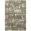 "Oriental Weavers Rowan 3'10"" X  5' 5"" Contemporary Grey/ Ivory Rect - Item Number: ROW565H310X55"