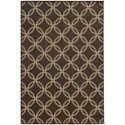 """Oriental Weavers Seaside 5' 3"""" X  7' 6"""" Rectangle Rug - Item Number: SEA3360D53X76"""
